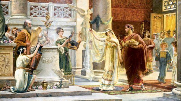 las putas en el imperio romano